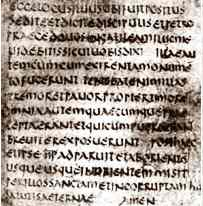 Codex Bobbiensis